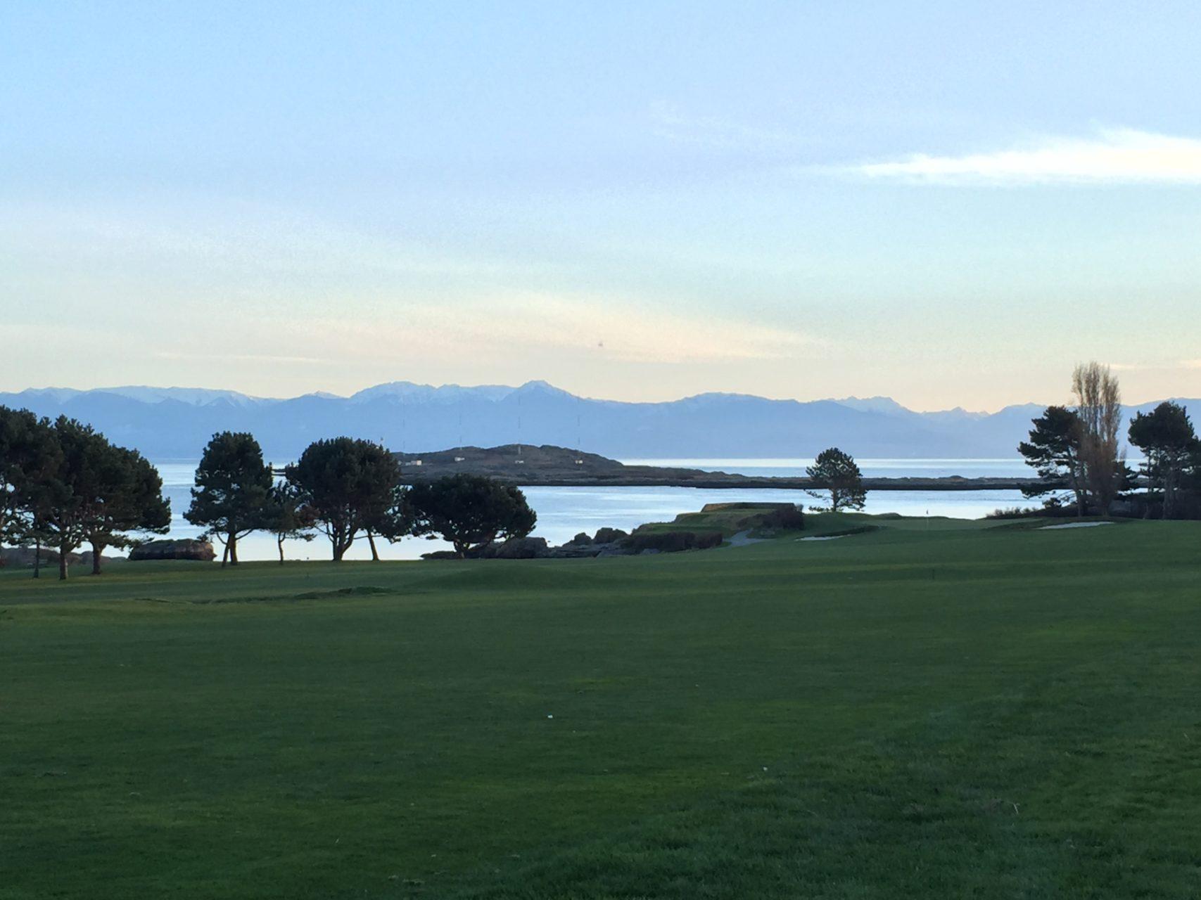 Golfplatz in Victoria
